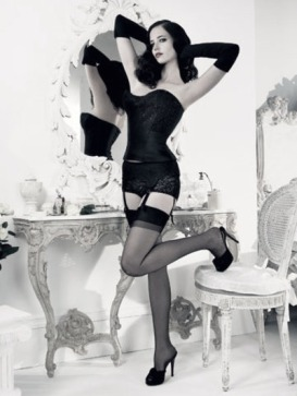 Eva Green, French Actress and Model
